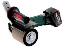 Batteridriven satineringsmaskin
