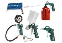 Tryckluftsdrivna verktygssatser