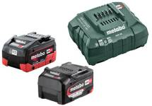 Tillbehör till batteridrivna maskiner