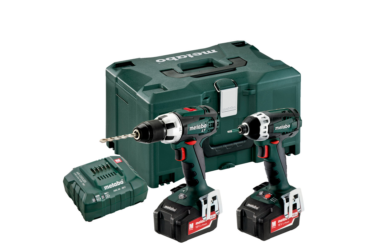 Combo Set 2.1.1 18 V  (685030000) Batteridrivna maskiner i sats