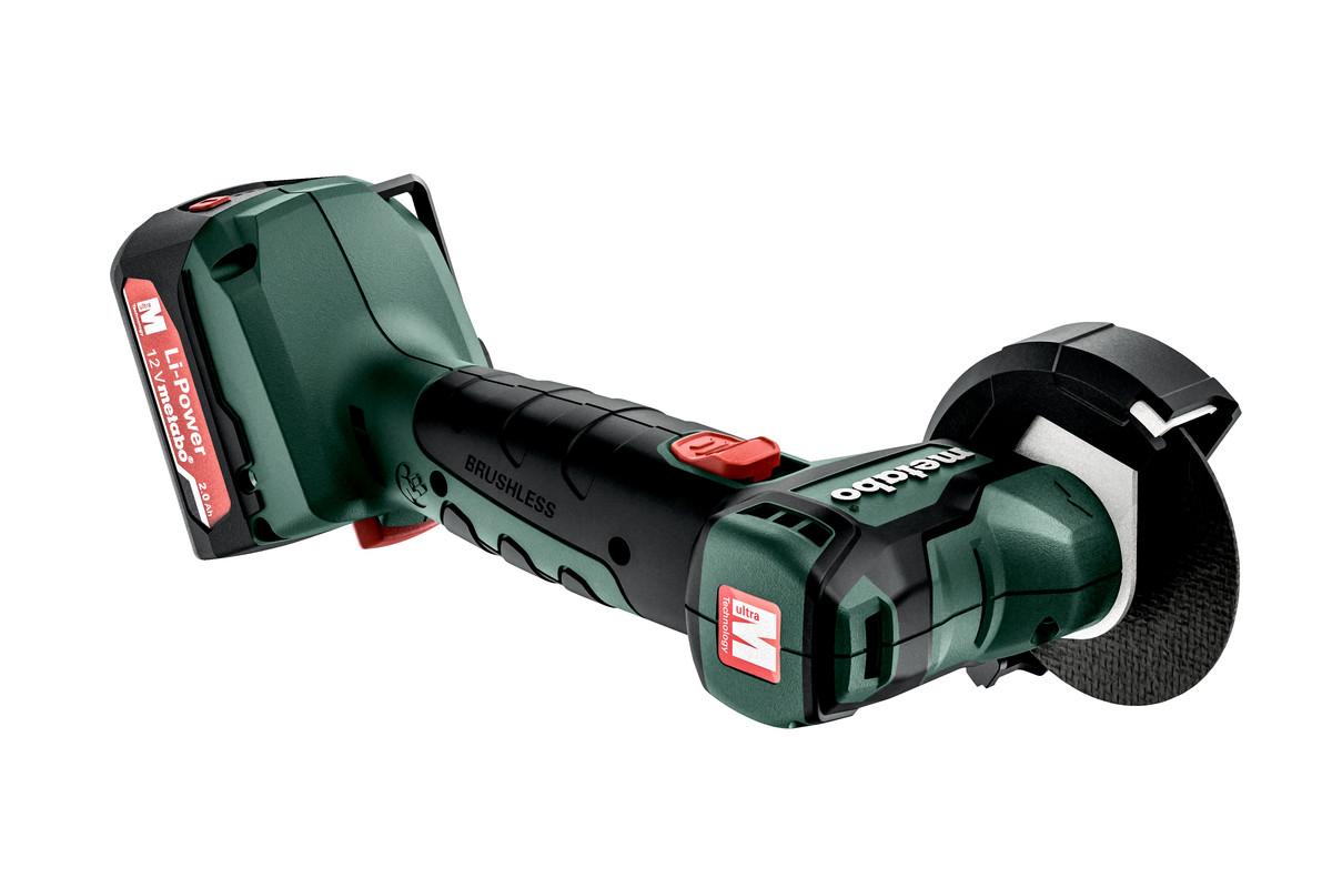 PowerMaxx CC 12 BL (600348500) Batteridriven vinkelslipmaskin