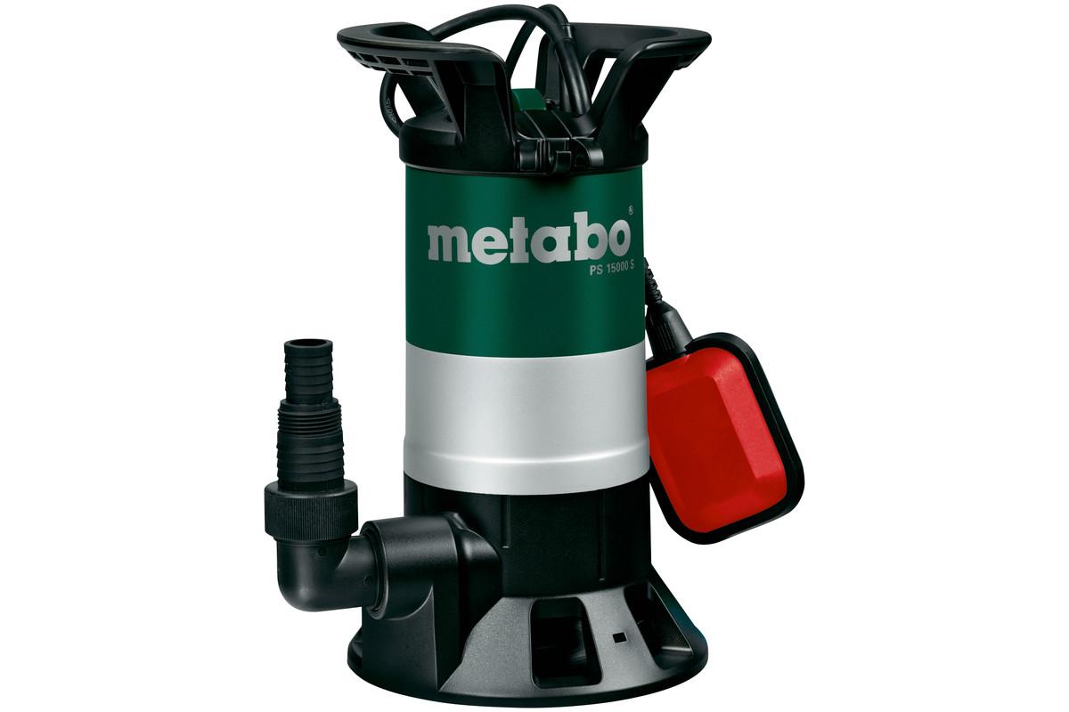 PS 15000 S (0251500000) dränkbar smutsvattenpump