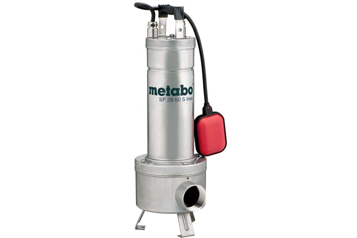 SP 28-50 S Inox (604114000) bygg- och smutsvattenpump