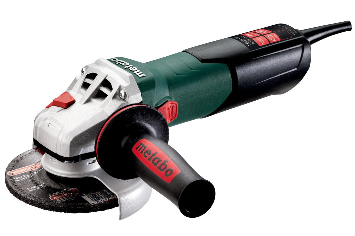 WEV 10-125 Quick (600388000) Vinkelslipmaskiner
