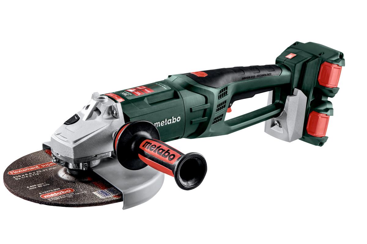 WPB 36-18 LTX BL 230 (613102840) Batteridriven vinkelslipmaskin