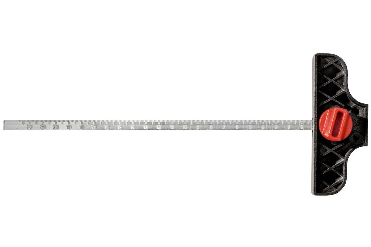 Cirkel- och parallellstyrning för sticksågar (623591000)