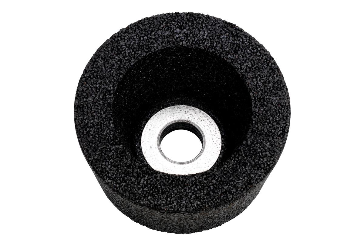 Slipskål 110/90x55x22,23 A 16 Q, stål (616170000)