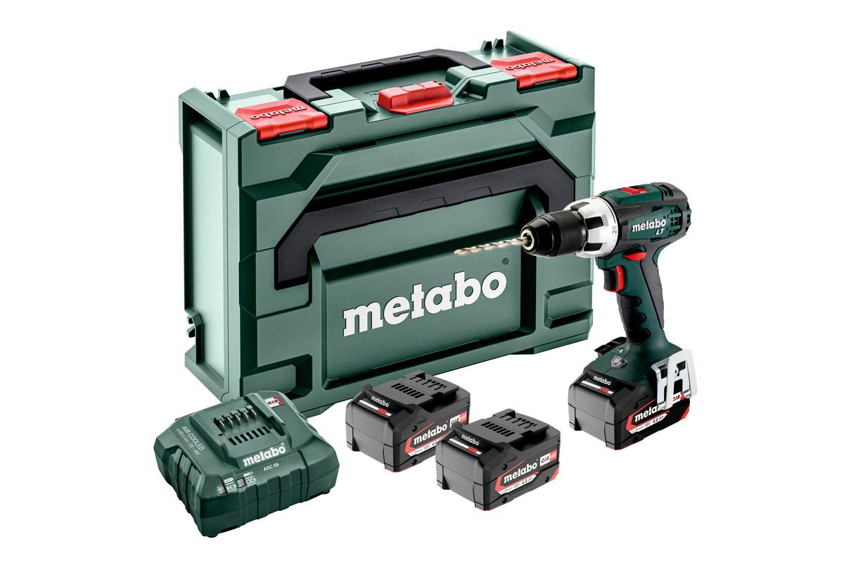 BS 18 LT Set (602102960) Batteridriven borrskruvdragare