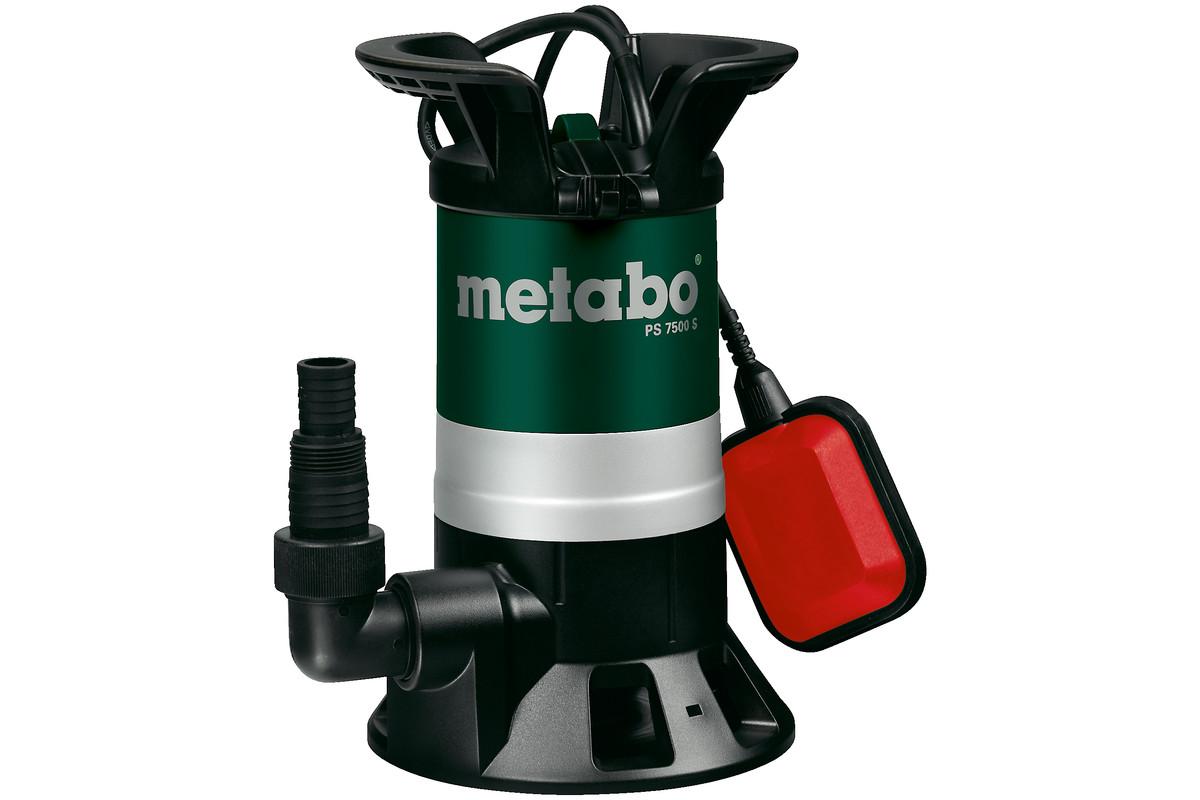 PS 7500 S (0250750000) dränkbar smutsvattenpump