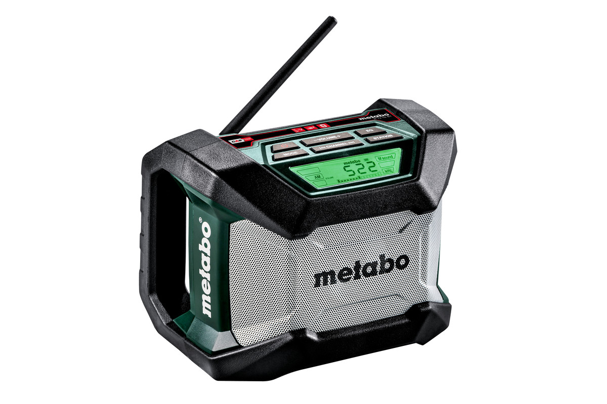 R 12-18 BT (600777850) Batteridriven radio