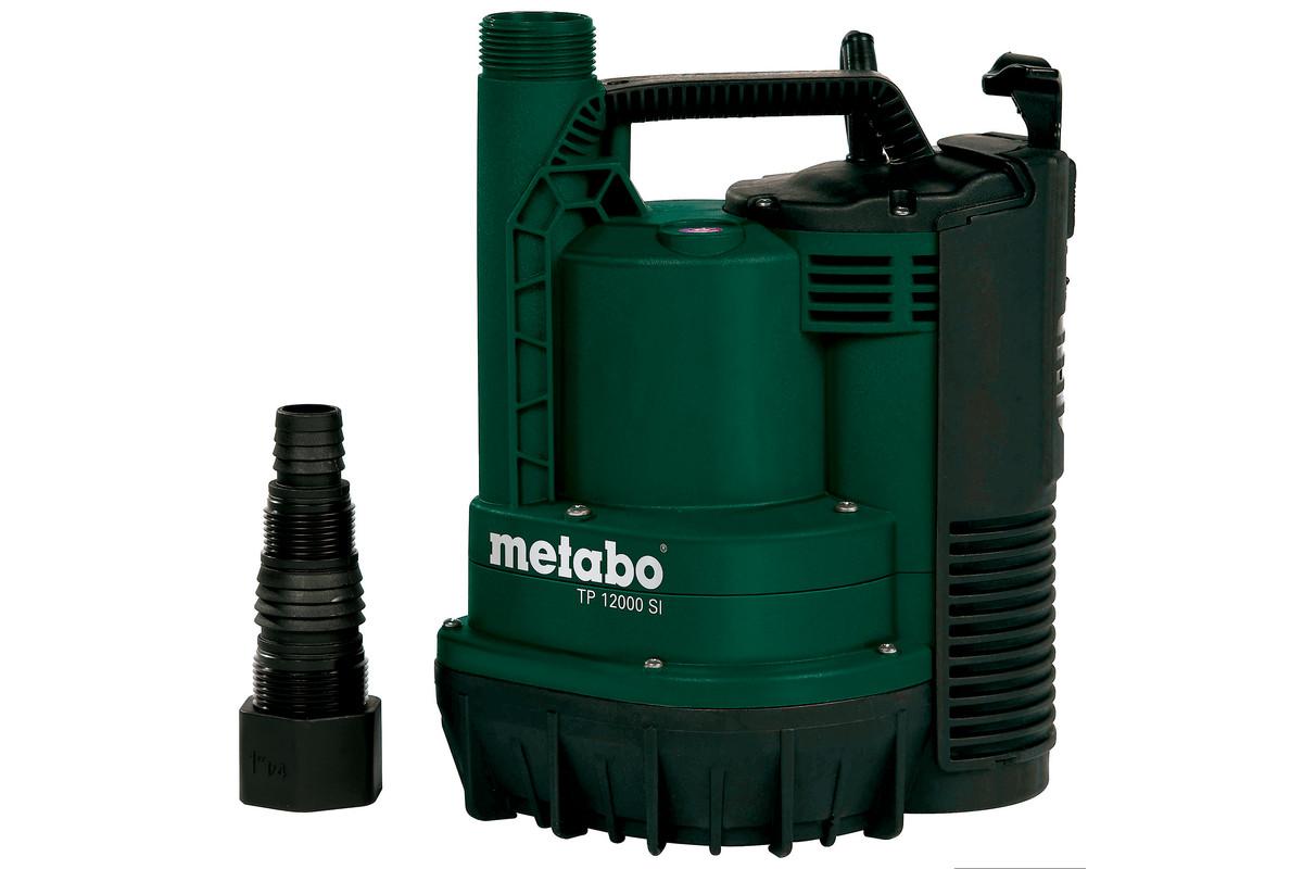 TP 12000 SI (0251200009) dränkbar pump för rent vatten