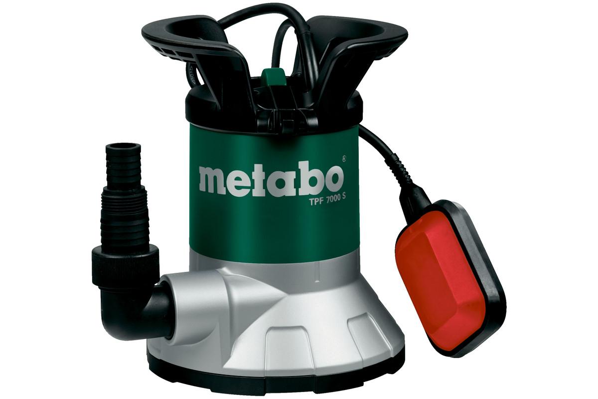 TPF 7000 S (0250800002) dränkbar pump för rent vatten