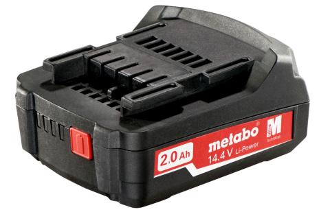 Batteripaket 14,4 V, 2,0 Ah, Li-Power (625595000)