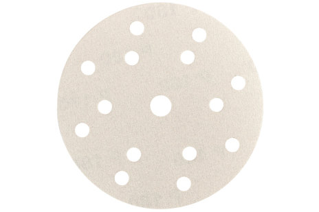 """50 självhäftande slipark 150 mm, P100, färg, """"multi-hole"""" (626686000)"""
