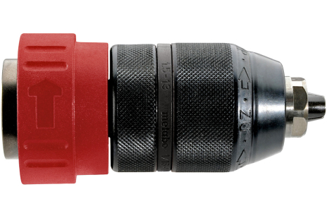 Snabbchuck Futuro Plus S2M 13 mm med adapter (631968000)