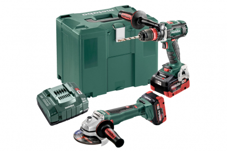 Combo Set 2.4.5 18 V BL LiHD (685094000) Batteridrivna maskiner i sats