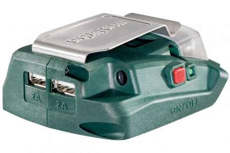 PA 14.4-18 LED-USB (600288000) Batteridriven Power-adapter