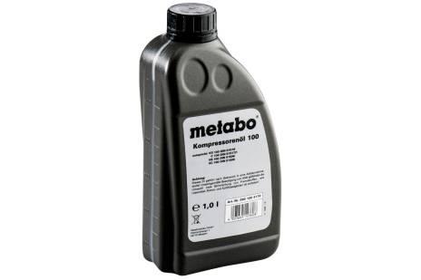 Kompressorolja 1 liter för kolvkompressor (0901004170)