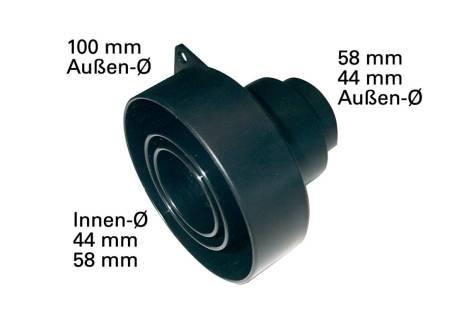 Utsugningsadapter Multi (0910058010)