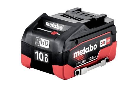 Batteripaket DS LiHD 18 V - 10,0 Ah (624991000)