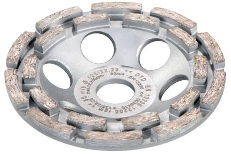 """Diamantslipskål betong """"classic"""" Ø 125 mm (628209000)"""