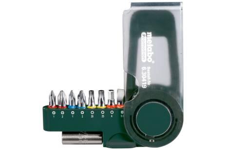 """Bitskassett """"SP"""", 9 delar (630419000)"""