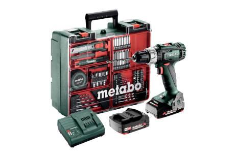 BS 18 L Set (602321870) Batteridriven borrskruvdragare