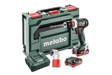 PowerMaxx BS 12 BL Q Pro (601039920) Batteridriven borrskruvdragare
