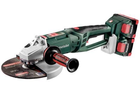 WPB 36-18 LTX BL 230 (613102810) Batteridriven vinkelslipmaskin