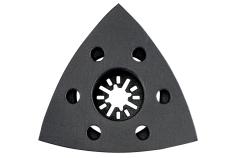 Triangelformad slipskiva 93 mm MT, med kardborryta (626421000)