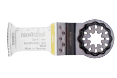 Sänksågklinga, trä, 32 mm, Starlock (626950000)