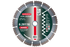 """2 Dia-TS, 230x2,5x22,23mm, """"professional"""", """"UP"""", universell (628117000)"""