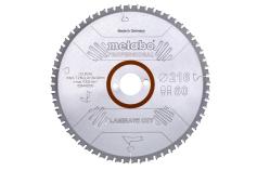 """Sågblad """"laminate cut - professional"""", 216x30 Z60 FZ/TZ 0° (628442000)"""