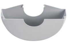Skyddskåpa för kapning, 125 mm, halvsluten, WEF 9-125 (630355000)