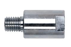 Förlängningsdel M 14/ M 14, PE (631360000)