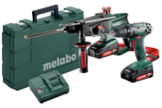 Combo Set 2.3.2 18 V (685083000) Batteridrivna maskiner i sats