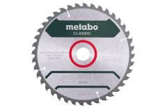 "Sågblad ""precision cut wood - classic"", 235x30 Z40 WZ 15° (628679000)"