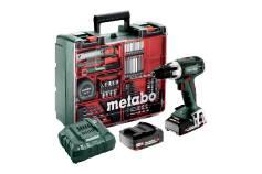 BS 18 LT Set (602102600) Batteridriven borrskruvdragare