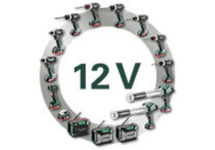 12 voltni razred