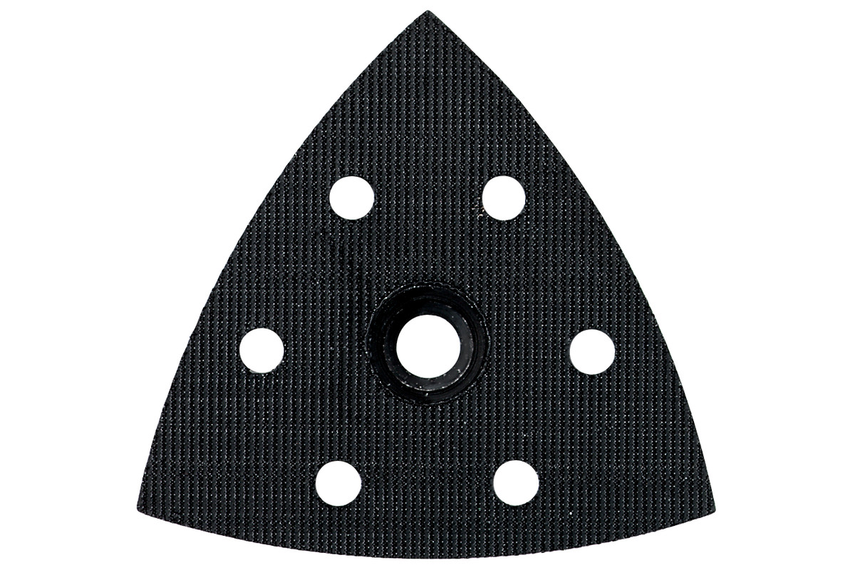 Brusna plošča, perforirana za vibracijski brusilnik s trikotno osnovno ploščo s samopritrjevanjem (624992000)