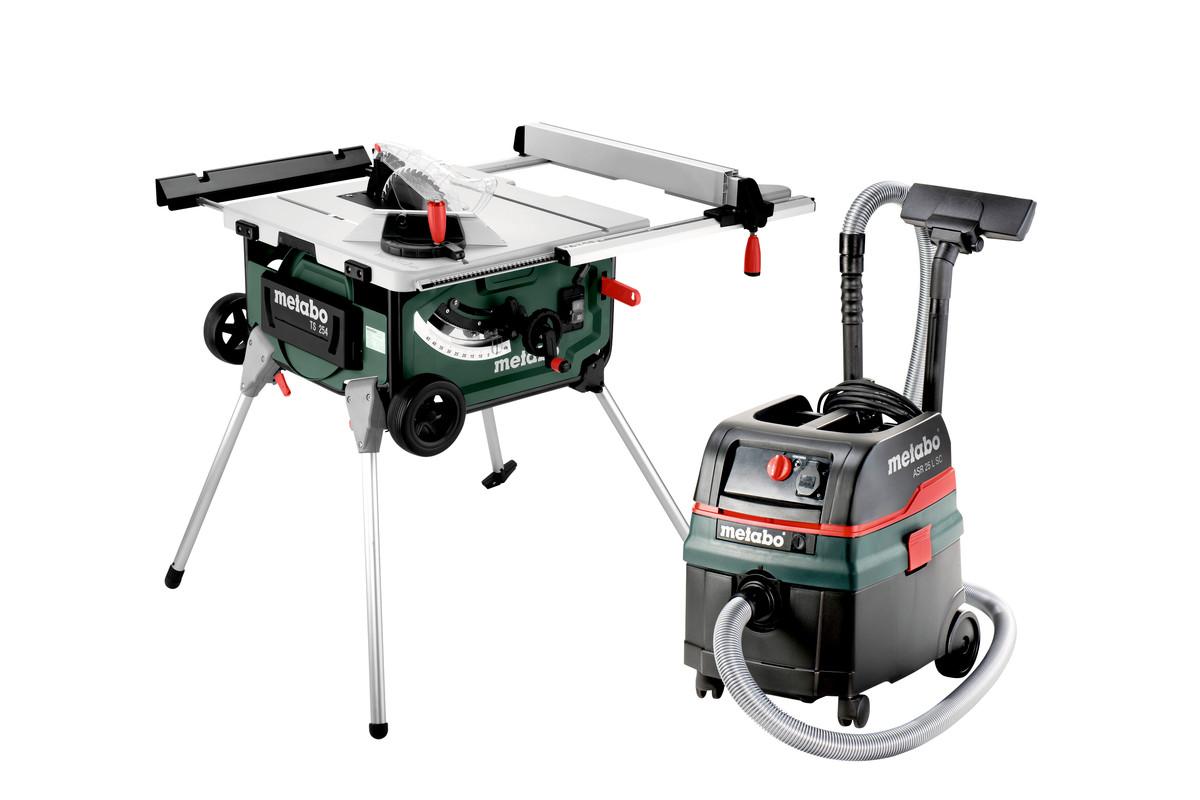 TS 254 + ASR 25 L SC Set (690695000) Komplet električnih strojev
