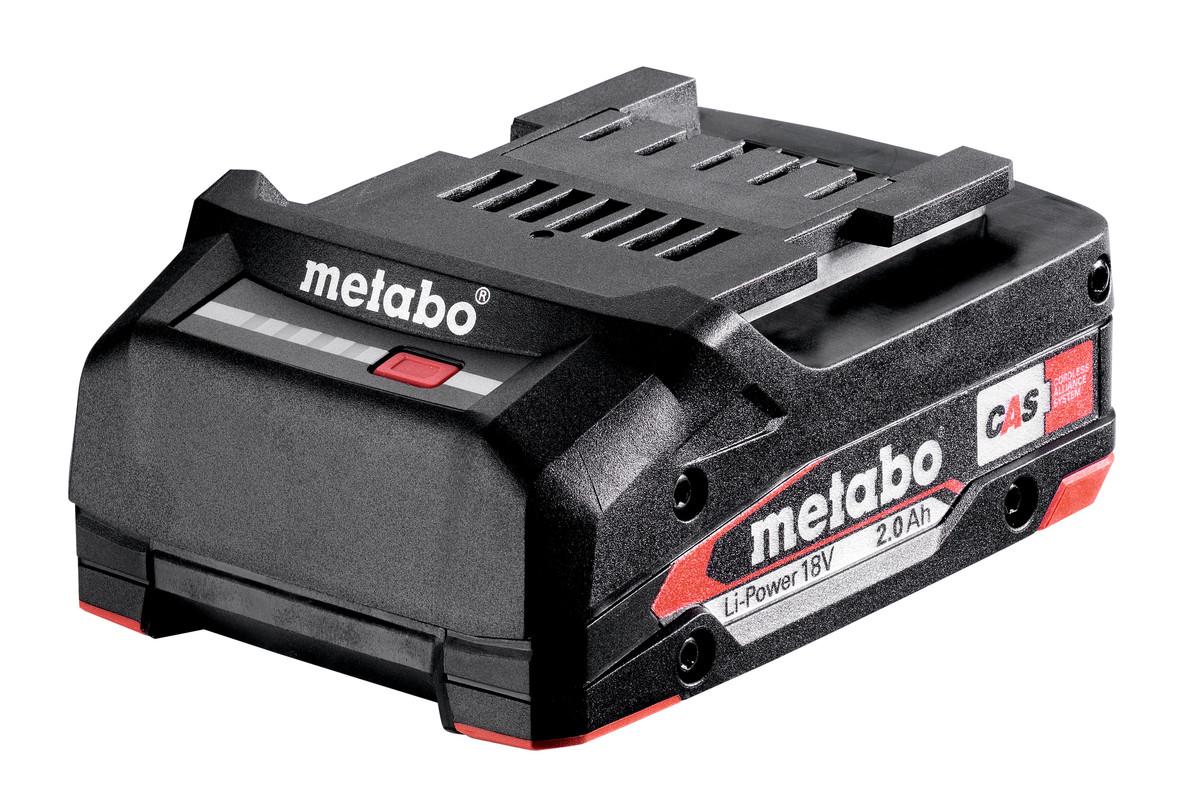 Baterijski paket 18 V, 2,0 Ah, Li-Power (625026000)