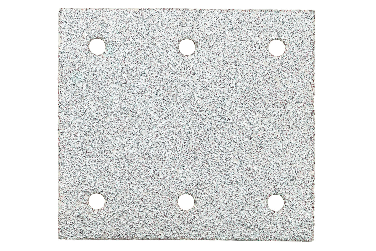 10 samopritrdilnih brusnih papirjev 115x103 mm,P 80,barva,SR (625641000)