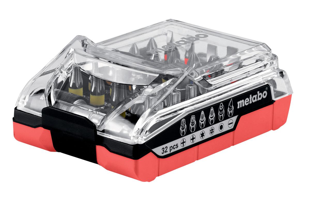 Baterijski vijačni nastavki, 32-delni (626696000)