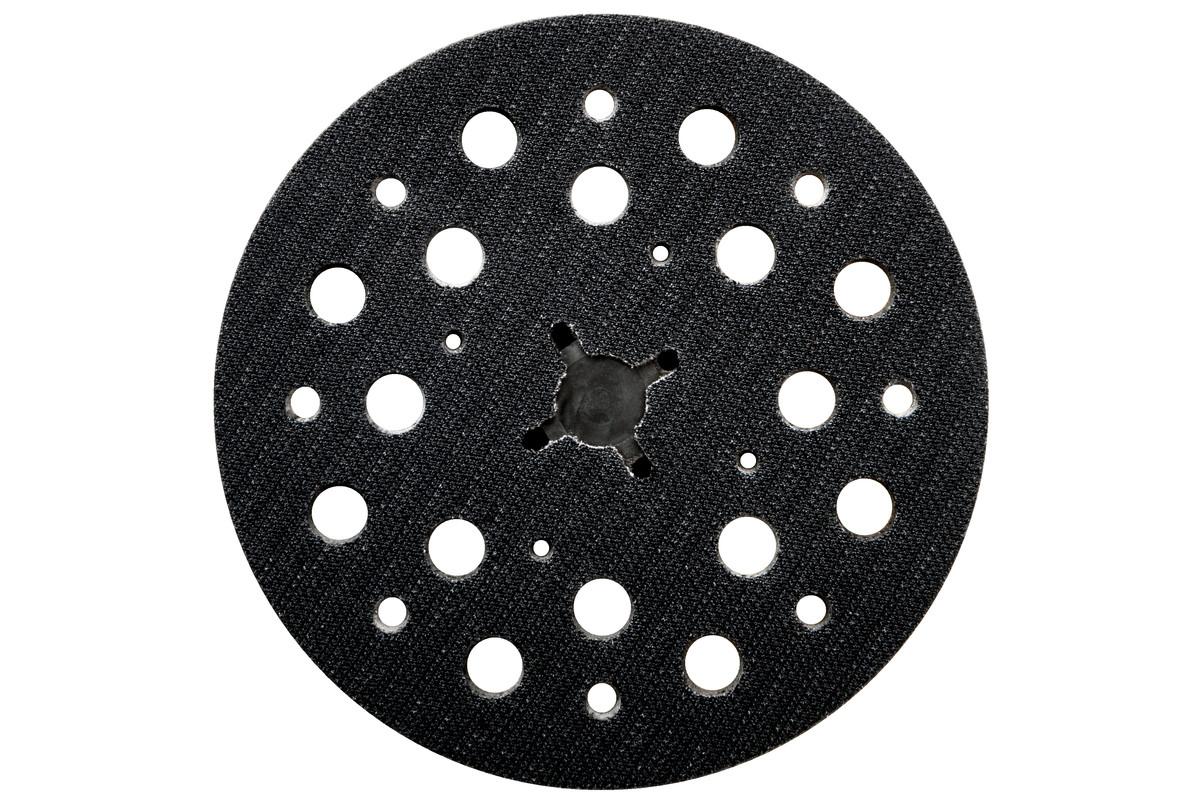 Podložna brusna plošča 125 mm, perforirano, srednja, SXE 150 BL (630264000)