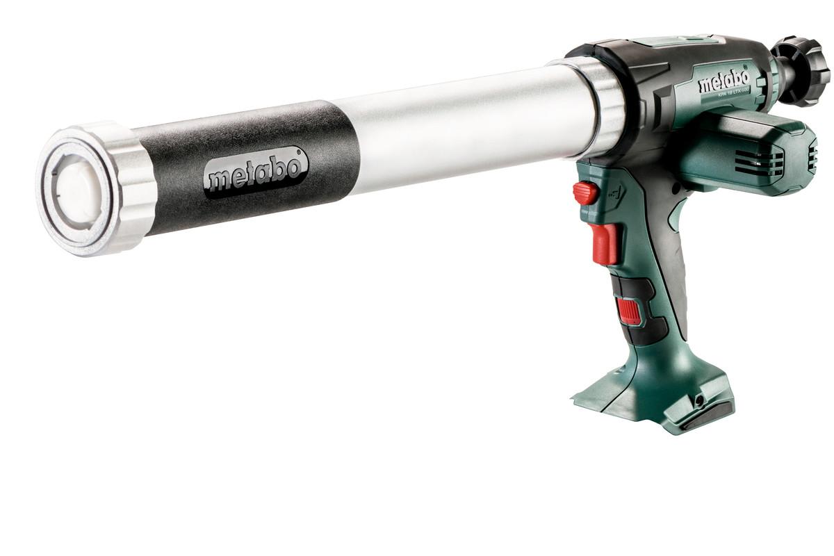 KPA 18 LTX 600 (601207850) Baterijska pištola za kartuše