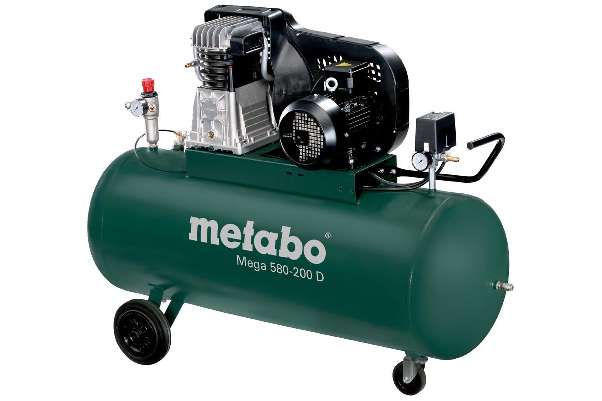 Mega 580-200 D (601588000) Kompresorj