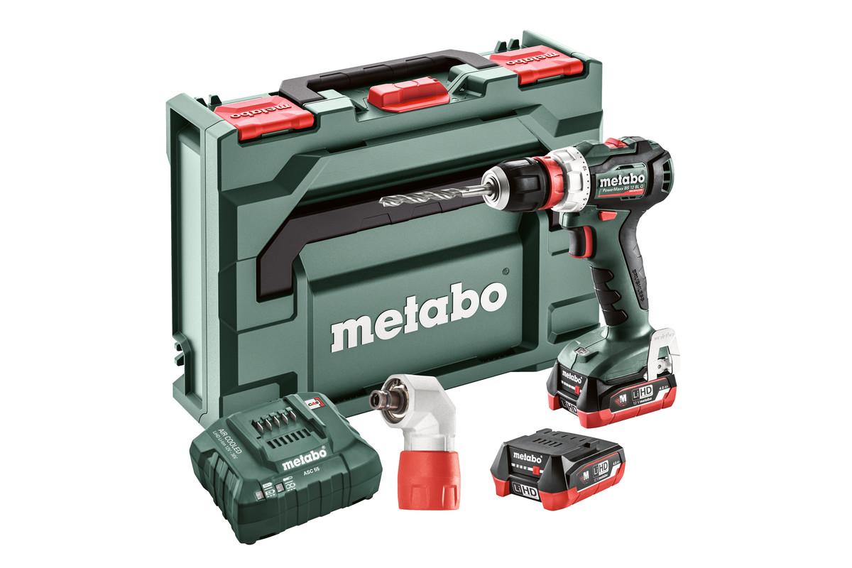 PowerMaxx BS 12 BL Q Pro (601039920) Baterijski vrtalniki / vijačniki