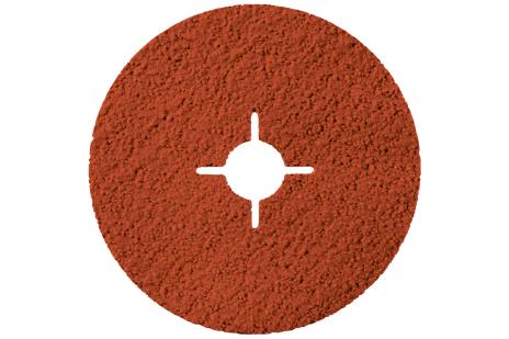 Vlaknasta brusna plošča 180 mm P 80, CER (626161000)