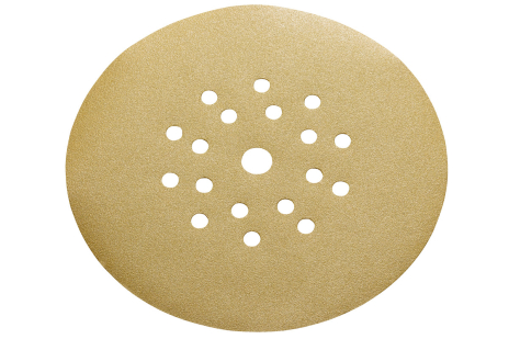25 samopritrdilnih brusnih papirjev 225 mm, P 40, masa za lopatico, LS (626641000)